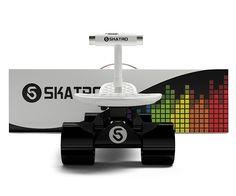 Skatro Mini Cruiser Skateboard ● CoolShitiBuy.com