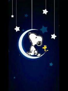 Good Night Funny, Good Night Friends, Good Morning Good Night, Good Morning Images, Good Night Moon, Good Night Prayer, Good Night Blessings, Snoopy Videos, Goodnight Snoopy