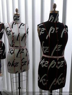 PKZ Furs Kastoria International Fur Fair AW16/17 BACKSTAGE Fashion by Think-feel-Discover.com Furs, Gender Neutral, Fashion Details, Backstage, Interview, High Neck Dress, Creative, Dresses, Turtleneck Dress