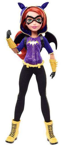 DC Comics DC Super Hero Girls Batgirl 12 Deluxe Doll Mattel - ToyWiz