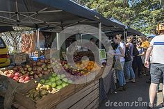 Organic Food Market - Download From Over 26 Million High Quality Stock Photos, Images, Vectors. Sign up for FREE today. Image: 33176071