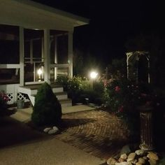 Quiet, peaceful autumn evening on the porch. Frogs croaking...crickets chirping...moon shining brightly.  Life is good.  #heavenswalk #bohemianfarmhouse #countrylivingatitsbest #countryliving #farmhouselivingliving #autumn #screenedinporch #feelingblessed