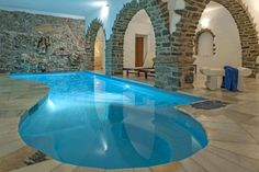 Holiday villa rental in Paros. Balconi of Aegean in Paros. The villa is a brand new building. It has 3 bedrooms and . Villa With Private Pool, Stunning View, View Image, Vacation, Paros Greece, Building, Beach, Outdoor Decor, Holiday