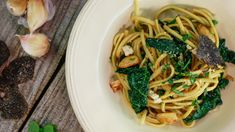 Linguine With Anchovies