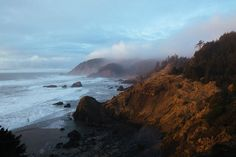 Oregon coast by Nick Carnera on 500px