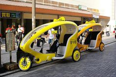 Kawaii taxis