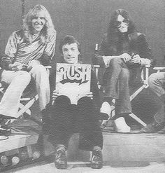 July 29th, 1974 Neil Peart officially joins Rush  on Geddy Lee's 21st birthday.