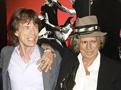 Jagger Richards