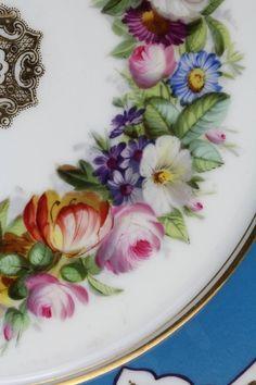 Fin XIXe Napoléon III Porcelaine Liste des articles