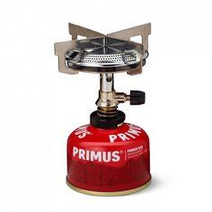 Het Mimer Duo #kookstoestel van #Primus is op bijna alle gacartridges aan te sluiten. Het toestel heeft stabiele pandragers.