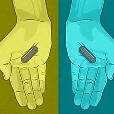 Welche Farben haben die pillen? :D Ich seh blau und rot! #spruch #sprüche #zitat #zitate  #weisheiten #wahrheit #gedanken #freunde #beziehung #stuttgart #pforzheim #mannheim #freiburg #düsseldorf #augsburg #hamburg #bremen #berlin #bonn #heidelberg #heilbronn #dortmund #karlsruhe