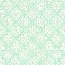 "Waverly Kids Lotus 33' x 20.5"" Geometric Wallpaper"