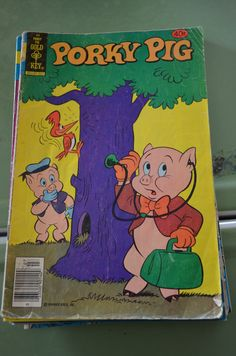 Gold Key, Porky Pig #89