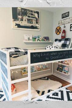 Kura Bed Hack, Ikea Kura Hack, Ikea Hack Kids, Ikea Hacks, Ikea Kids Bed, Bed Ikea, Kura Cama Ikea, Ikea Furniture Hacks, Ikea Bedroom