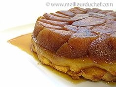 The best recipe for tarte tatin I found! In french of cource!!