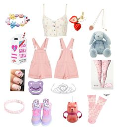 """Little outfit"" by mills211 ❤ liked on Polyvore featuring Valfré and Aéropostale"