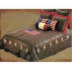 american flag bedding - Google Search