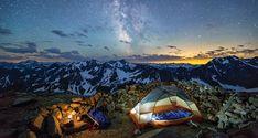 The Best National Park Campsites: Sahale Glacier Camp. North Cascades National Park, Washington