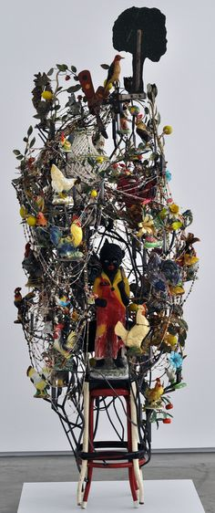 """Nick Cave """"Untitled"""" (2014)"""