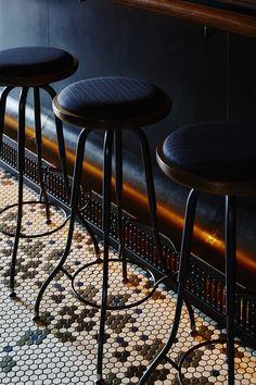 Seattle, Cities, Outdoor Furniture, Outdoor Decor, Beams, Bar Stools, Nyc, Restaurant, Flooring
