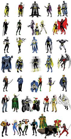 DC Universe Characters