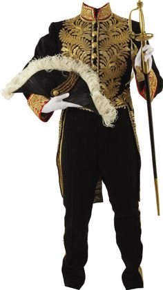 Another I uniform (19th Century)
