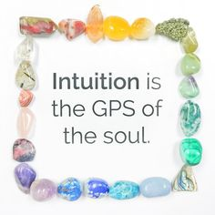 ✨Intuition is the GPS of the soul.✨ Thanks @lbreggy for the #wisewordswednesday quote inspiration #wisewords #wisewordsoftheday #spiritualquotes