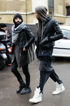 Streetstyle Inspiration for Men love