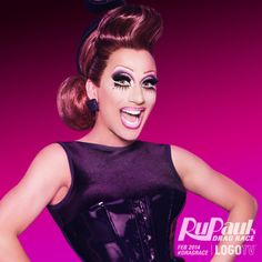 Mondays will be a #drag again soon, kittens! Meet Bianca Del Rio and the other queens of #RuPaulsDragRace season 6 at logotv.com #SIXening