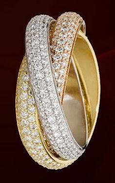 Love this ring!  Don't even want to look at the price!