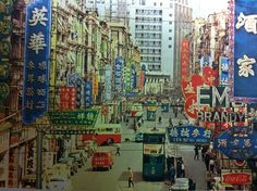 hong kong tram - Google Search
