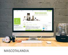 Diseño y Comunicación para Mascotalandia | Agencia de Publicidad L'image Marketing y Comunicación 3.0 | Sevilla