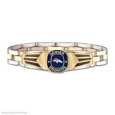 Denver Broncos Men's Bracelet