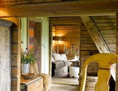 adelaparvu.com despre casa rustica norvegiana, casa din lemn, Foto Per Erik Jæger (6)