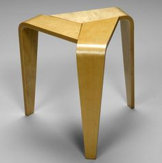 Finnish Stool by Marke Niskala - '60s