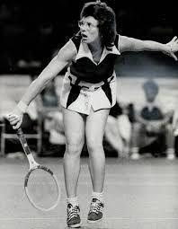 Billie Jean King, Riot Grrrl, Tennis, Hipster, Punk, Running, Sports, Image, Hollywood