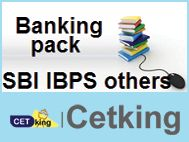 Banking Program for all major Bank PO Exams - IBPS, SBI.. Provider Name: CETKing