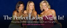 A night with your girls is always a great reason for a Pure Romance party. Book a party NOW!! amandapuz@yahoo.com