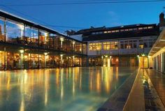 The Lido Outdoor Pool, Spa, Bar and Restaurant in Clifton, Bristol