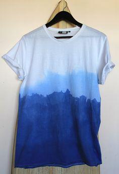 die 84 besten bilder von new2 man fashion, t shirts und cool shirts  the beachy blue t shirt rit fabric dye clothing dyeing rit farbstoff, batikhemden