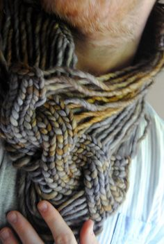 Uroboro from Malabrigo Book 4 by westknits, via Flickr