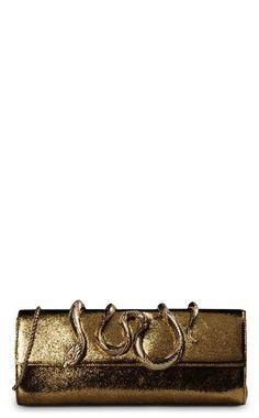 Клатч Для Женщин - Сумки Для Женщин on Roberto Cavalli Online Store