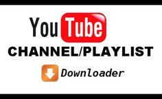 Free YouTube Playlist Downloader