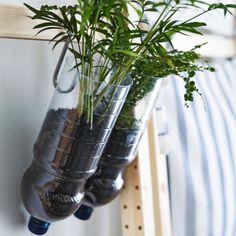 Recycler les bouteilles en plastique
