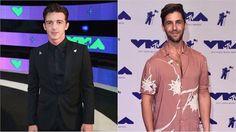 Se reconcilian Drake Bell y Josh Peck en los VMAs