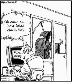 A little Halloween/Computer Geek humor.