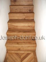 gallery: JOSEPH Designers of Hardwood Floors Bespoke Staircases, Wooden Plugs, Herringbone Wood Floor, Hardwood Floors, Flooring, Bamboo Cutting Board, Joseph, Designers, Shelves