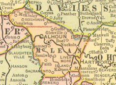 Nelson county kentucky 1905 map bardstown ky bloomfield boston mclean county kentucky 1905 vintage map calhoun island livermore sacramento publicscrutiny Images