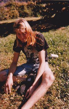 Kurt Cobain, Nirvana.