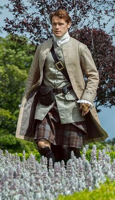 Outlander America, mmepattz: outlandish-blog: My God!  Dirty Scottish...